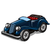 Vintage Sportscar-icon
