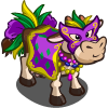 Carnival Cow-icon