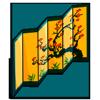Cherry Tree Screen-icon