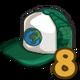 Green Caps-icon