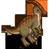 Parasaurolophus-icon