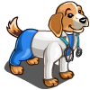 Scrubs Dog-icon