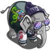 Street Fashion Elephant-icon