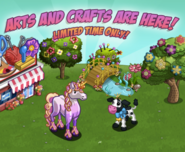 Arts and Crafts Event (2013) Loading Screen