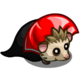 Dracula Hedgehog-icon