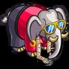 Fashion Designer Elephant-icon