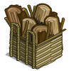 Firewood Basket-icon