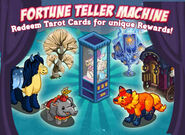 Fortune Teller Machine Loading Screen