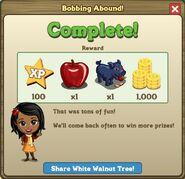 Bobbing Around! Complete