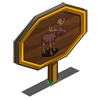 Moose Mastery Sign-icon