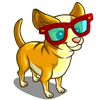 Nerdy Dog-icon