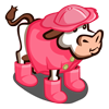 Rain Gear Cow-icon