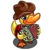 Accordion Duck-icon