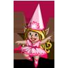 Ballet Girl Gnome-icon