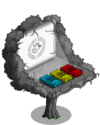 Drive in Tree2-icon