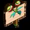 Festive Marracas Mastery Sign-icon