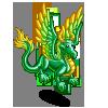 Green Prism Dragon-icon