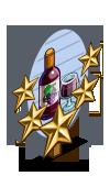 Shiraz 5 Star Mastery Sign-icon