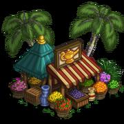 Arabic Market Stalls-icon