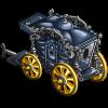 Black Carriage-icon