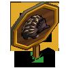 Black Echidna Mastery Sign-icon
