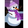 Dancin snowlady-icon