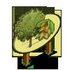 Dwarf Almond Tree Mastery Sign-icon
