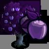 Giant Dark Apple Tree-icon
