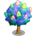 Hand Dyed Tree-icon