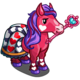 Queen of Hearts Pony-icon