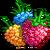 Sparkle Gummy Raspberries-icon