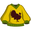 Yellow Turkey Sweater-icon