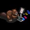 Flutist Beaver-icon