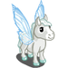 Frosted Fairy Mini Horse-icon