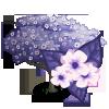 Purple Empress Tree-icon