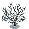 Snowy Tree-icon