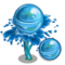 Water Sphere Tree-icon