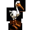 White Stork-icon