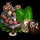 Big Cocoa Truffle Tree-icon