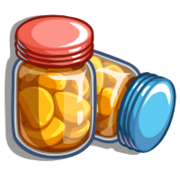 Canning Peaches-icon