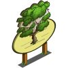 Earth Present Tree Mastery Sign-icon