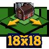 Farm 18x18