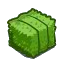 Green Hay Bale-icon