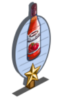 Spicy Tomato Juice 1 Star Mastery Sign-icon