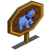 Berry Bear Mastery Sign-icon