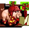 Caroler Pig-icon