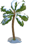 Golden Malayan Coconut Tree7-icon