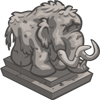 Mammoth Statue-icon