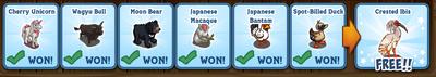 Mystery Game 164 Rewards Revealed