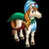 Ottoman Trader Horse-icon